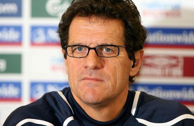 Футбольный тренер Капелло