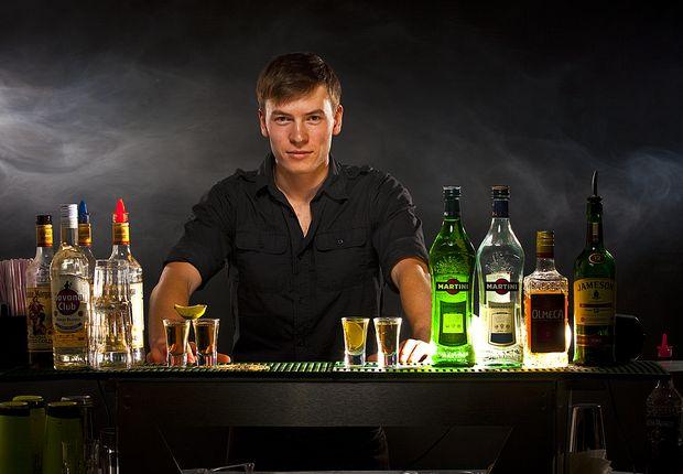 Профессия бармен