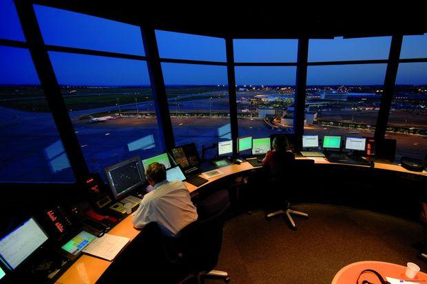 Работа авиадиспетчера