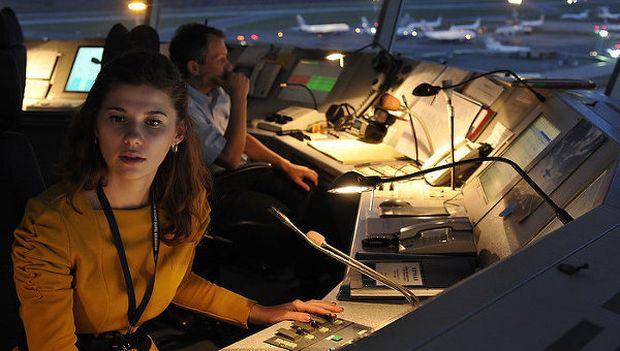Профессия авиадиспетчер