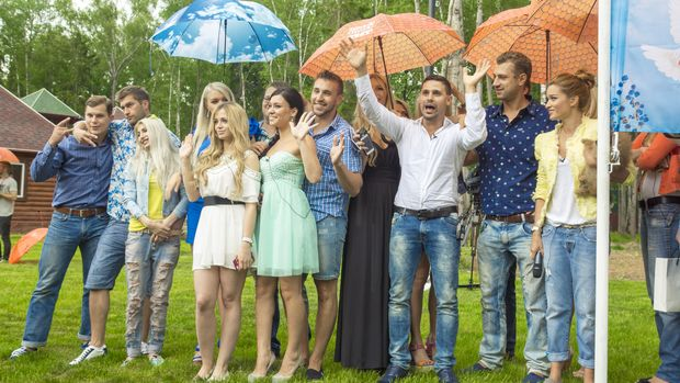 Участники проекта Дом 2