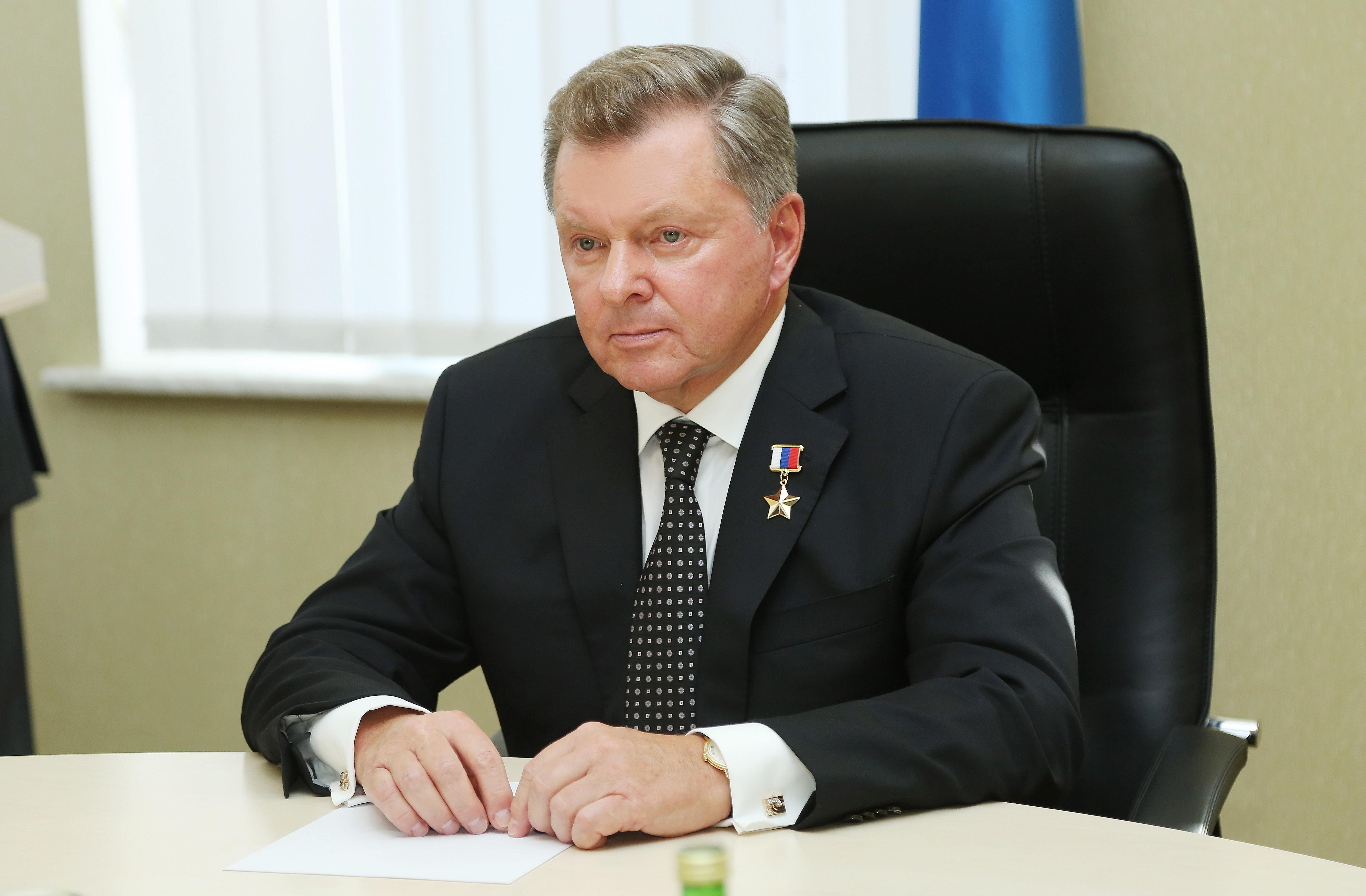 Награда Герой России