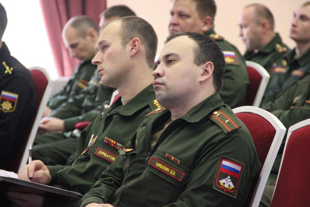 Военные России