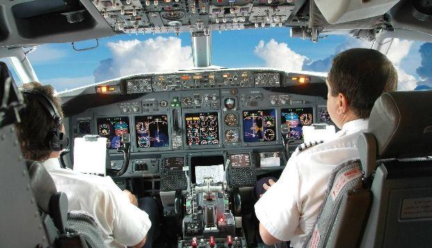 Работа летчиков