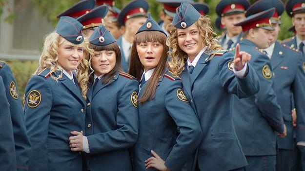 Работники ФСИН