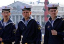 Профессия моряк