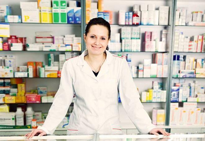 Работа фармацевта