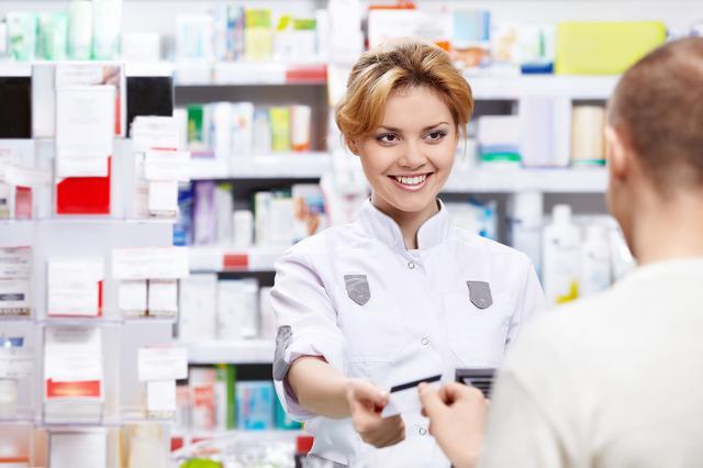 Профессия фармацевт