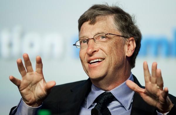 Билл Гейтс зурган илэрцүүд