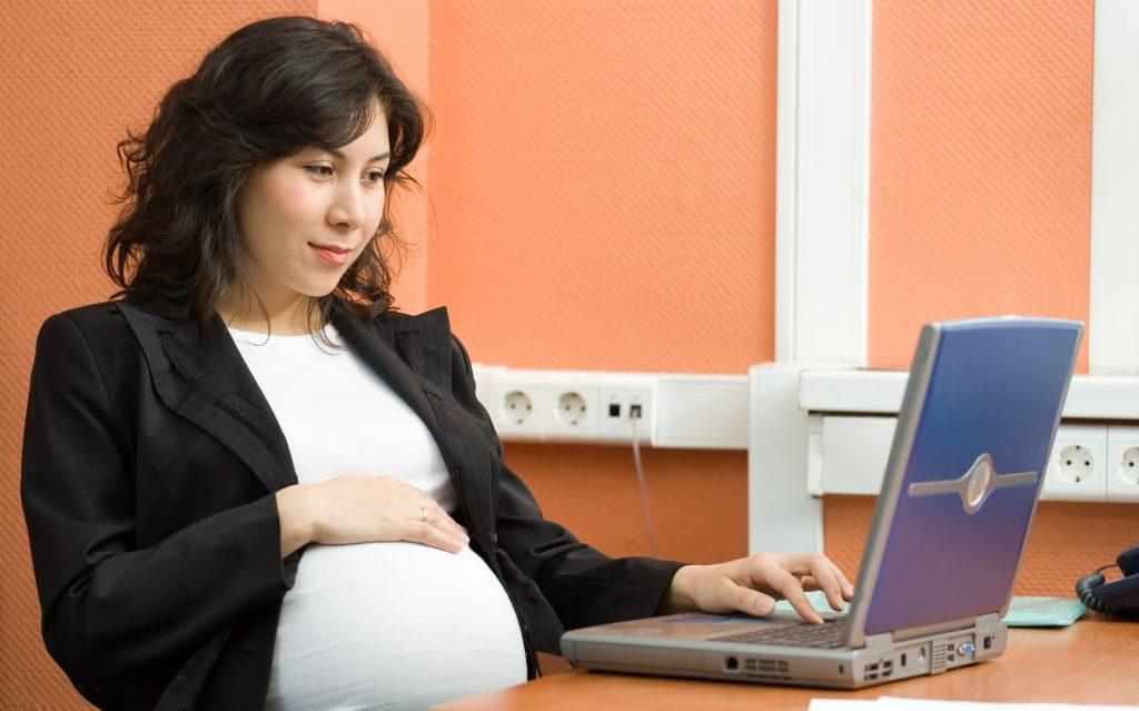 Льготы беременных женщин на работе 35