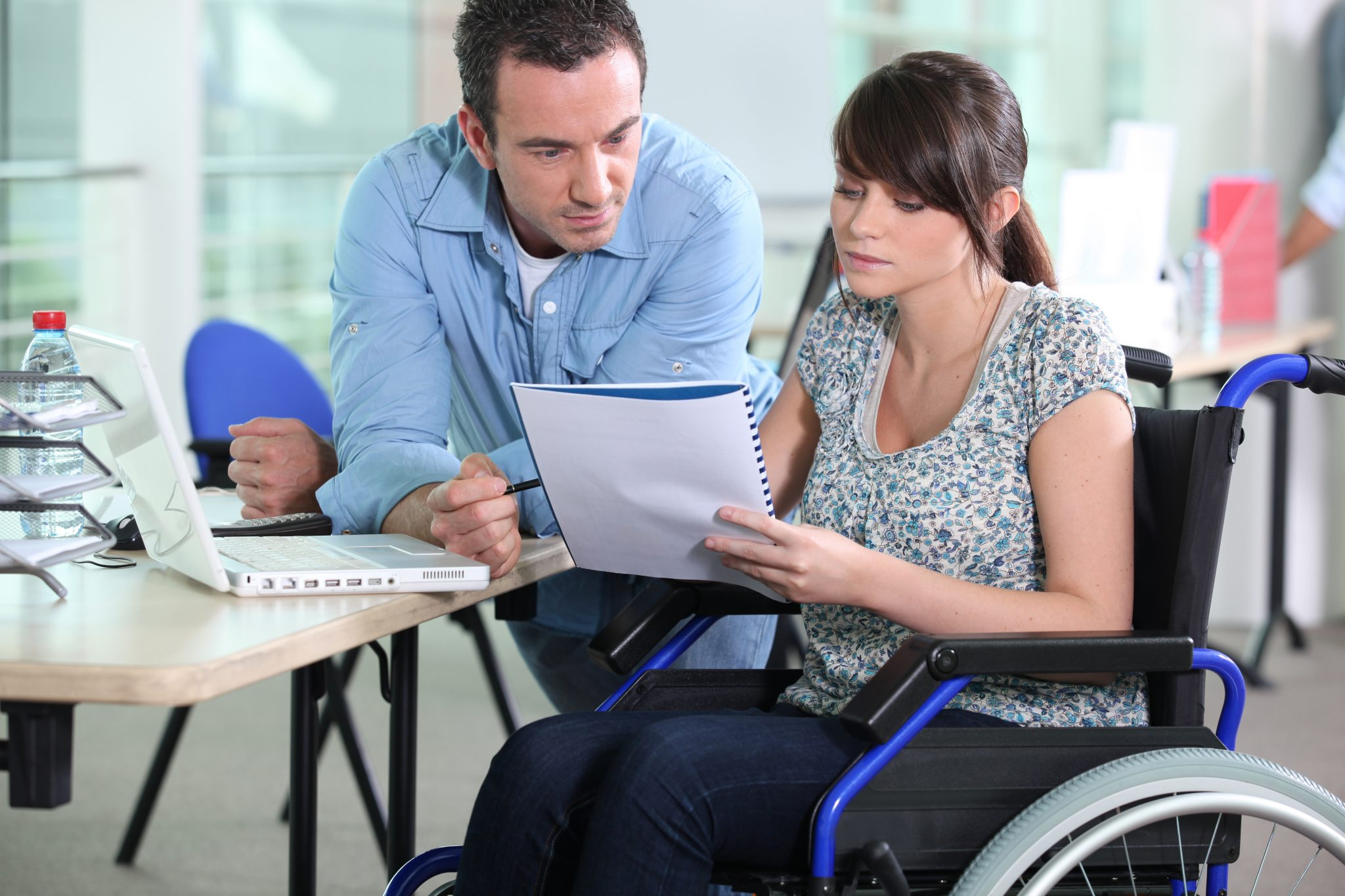 Льготы при получении образования инвалидами