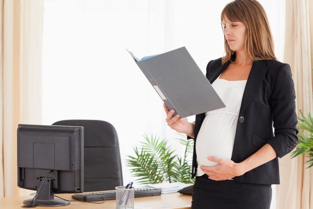 Имеют ли право меня уволить если я беременная 47