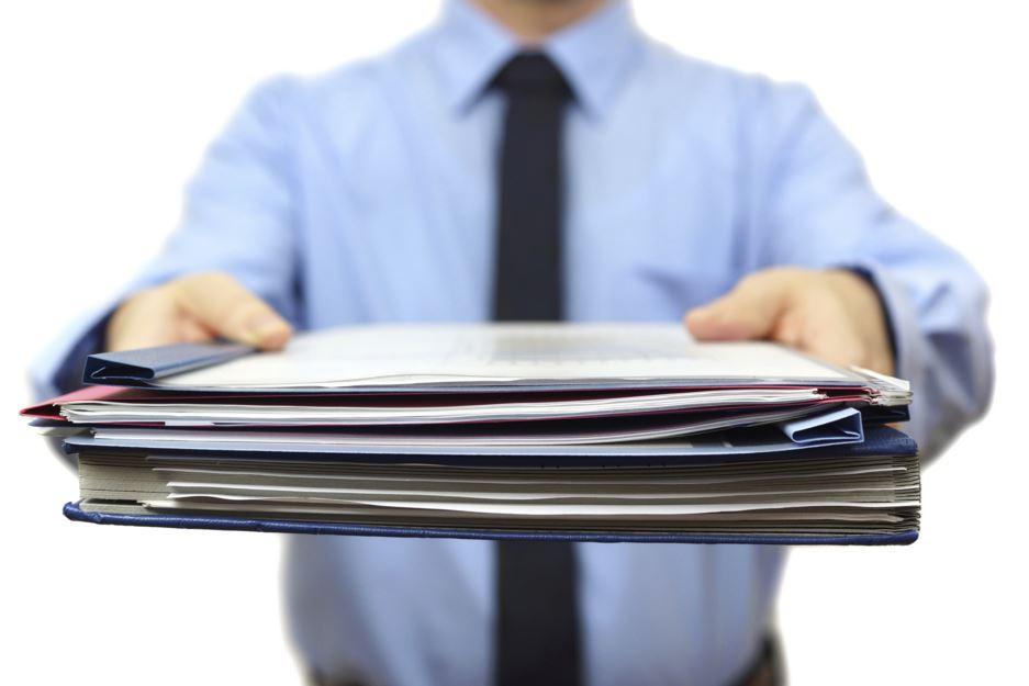 Какие документы надо одать сотруднику при увольнении