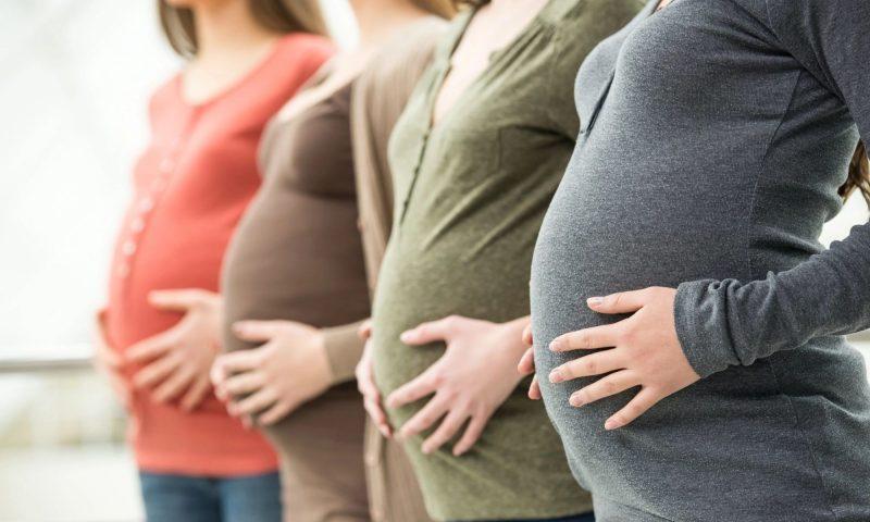 Фото беременных на работе 87