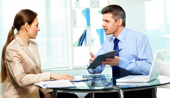 Диалог с начальником