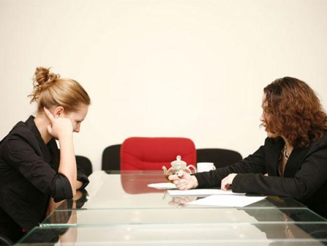 Сотрудница и руководитель