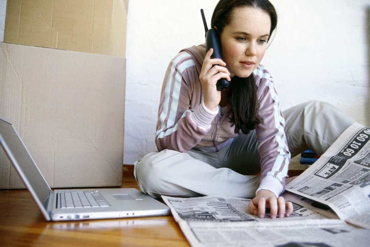 Поиск свободных вакансий