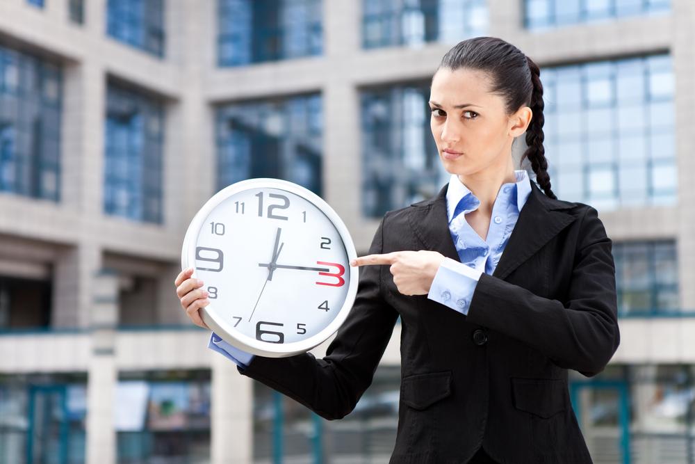 Увольнение за опоздание на работу