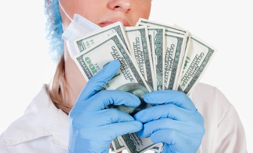 Сколько платят зубному врачу
