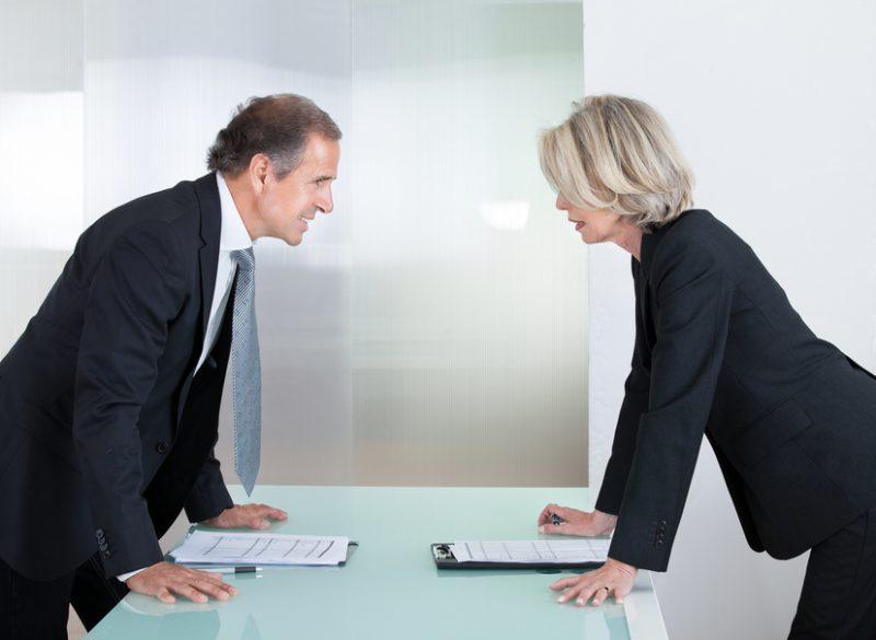 Общение с начальником