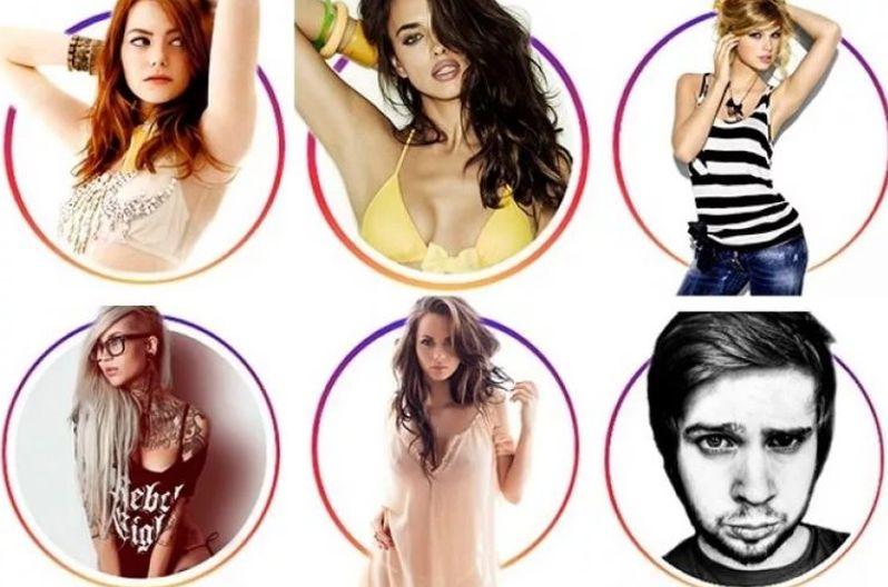 Примеры аватар для Инстаграм