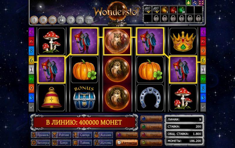 WonderSlot