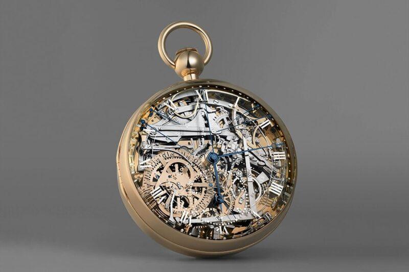 Breguet Marie-Antoinette Grande Complication Complication