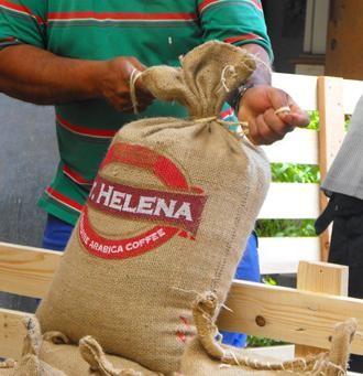 Кофе с острова Св. Елены