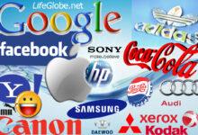 Самые известные компании мира
