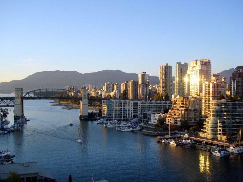 Ванкувер, Канада